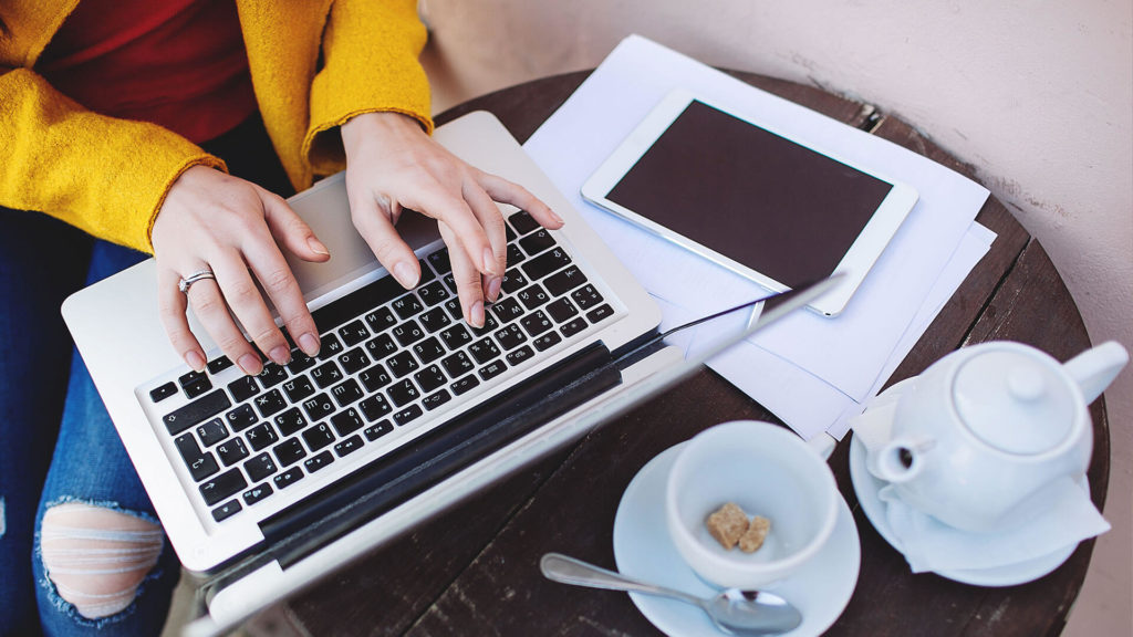Online-Marketing Blog Marketing Corporate