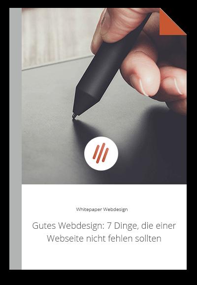 Gutes Webdesign
