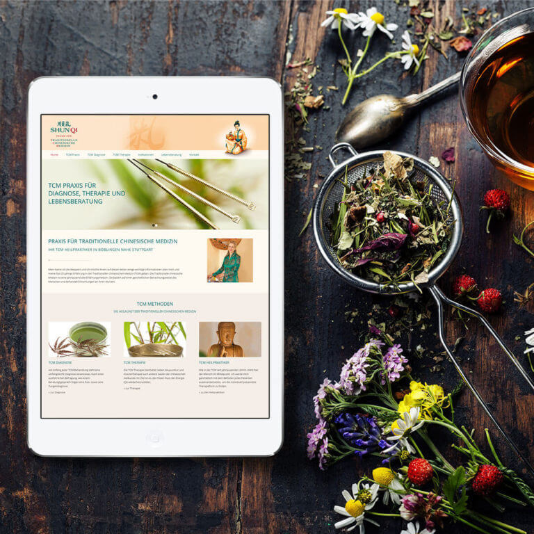 Webseiten Relaunch Praxis