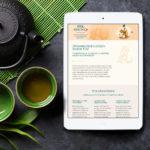 Neue Webseiten Struktur