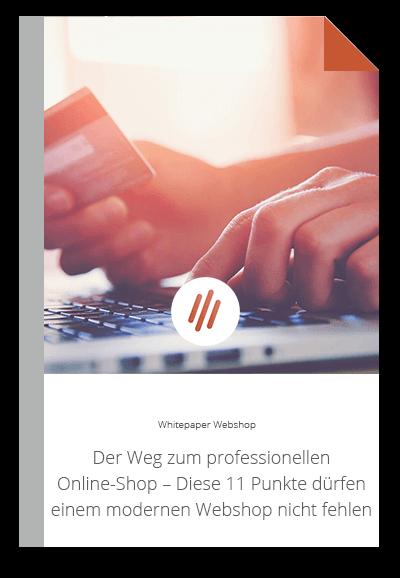 Aktueller Webshop