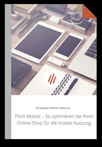 Mobiler Webshop
