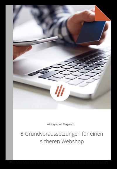 Sicherer Webshop