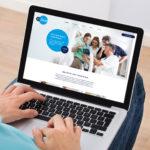 Medizinisches Versorgungszentrum – Webseite für eine Praxisgruppe