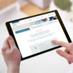 Zahnarztpraxis Webseite – Termin vereinbaren in Navigation