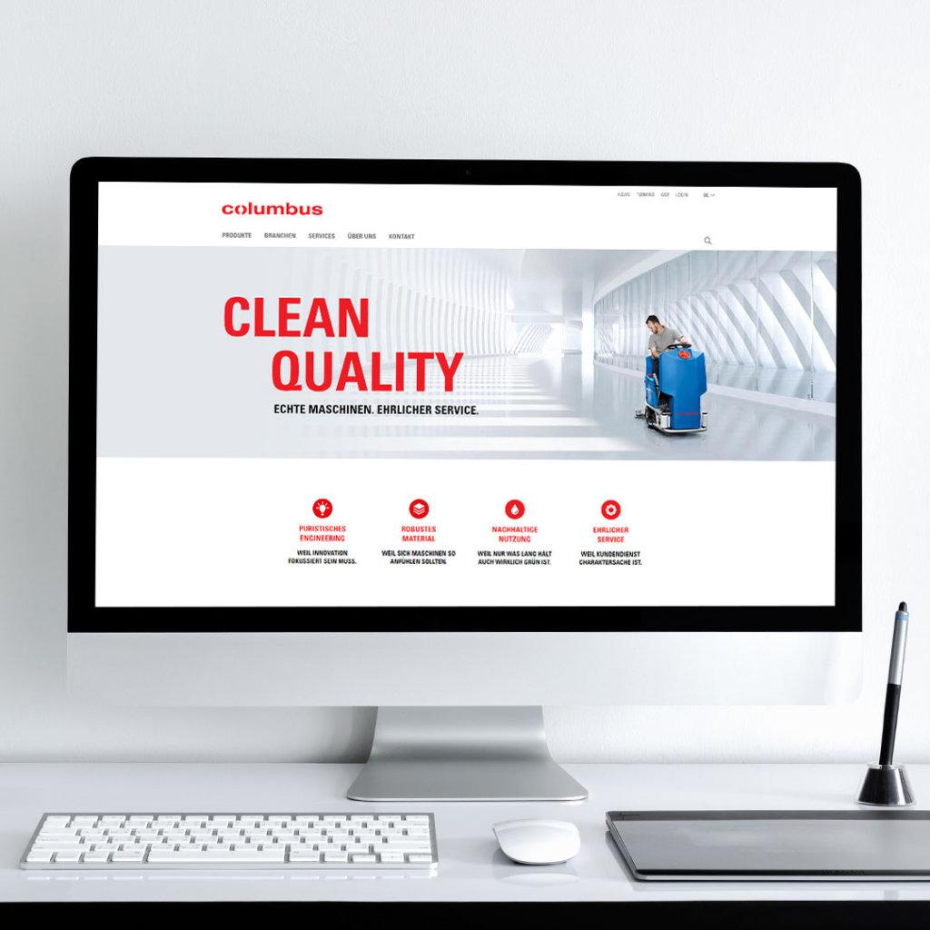 Webagentur Programmierung Webseite